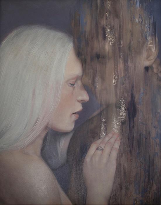 Автор картины – новозеландская художница-портретист Мередит Марсоне (Meredith Marsone).