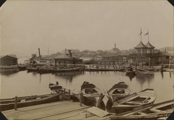 Еще с начала XIX века озеро славилось своей чистой водой и возможностью рыбной ловли.