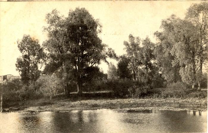 Залив Казанки.