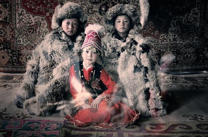 Казахи – полукочевой, пасторальный народ.