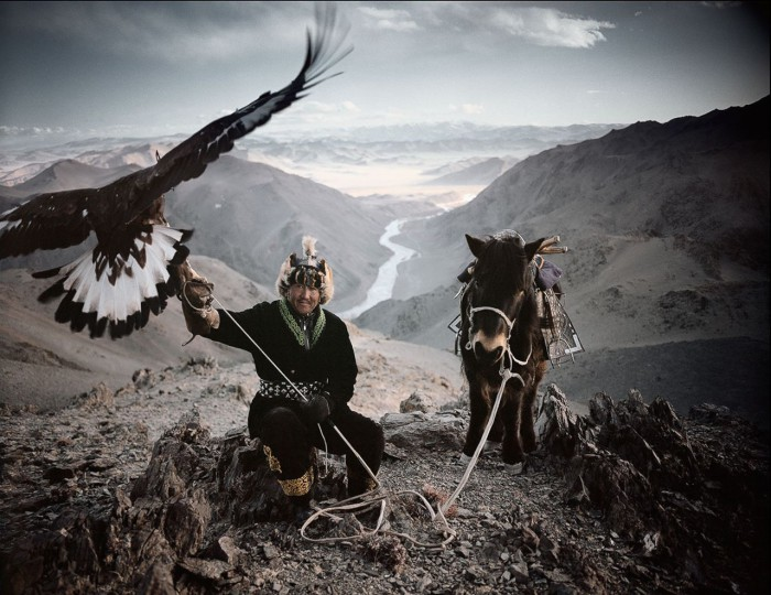 Хорошие лошади и гордые орлы – крылья казахов.