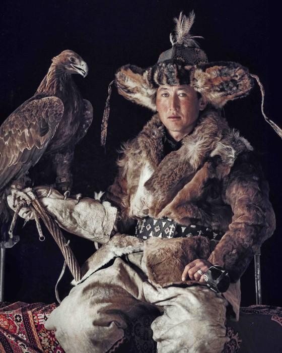 Большинство казахов зависят от домашних животных.