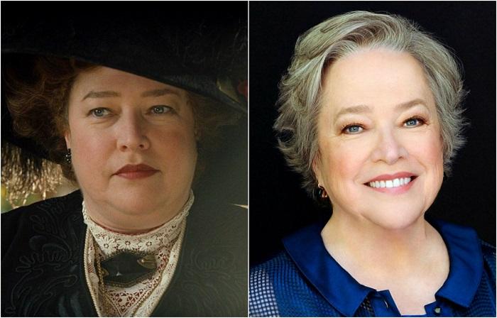 Знаменитая американская актриса, известна многочисленными ролями в кинофильмах и телесериалах, ее работы отмечены «Оскаром», двумя «Эмми» и парой «Золотых глобусов».