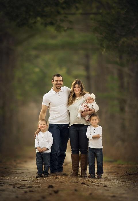 Самое ценное, что есть у человека – это его счастливая семья.