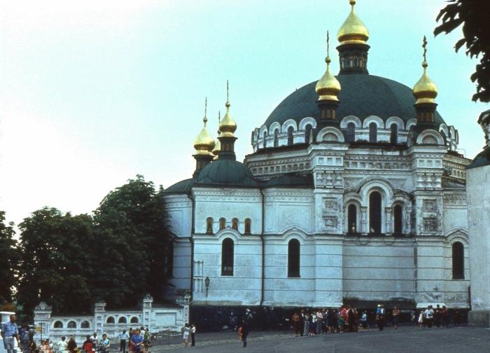 Главная православная святыня Киевской Руси.
