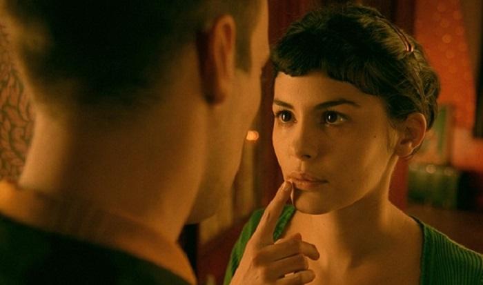 Кадр из фильма «Амели» 2001 года выпуска.