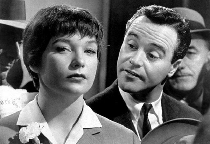 Кадр из фильма «Квартира» 1960 года выпуска.