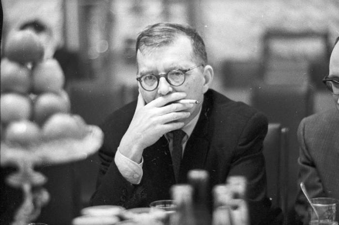 Советский композитор и пианист Дмитрий Шостакович – классик музыки ХХ века.