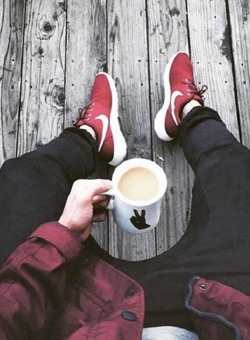 Кофе - волшебный напиток.