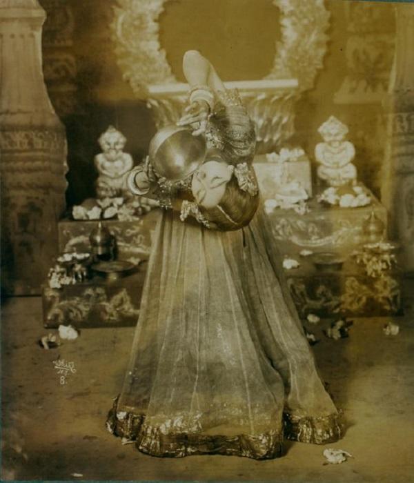 Рут Сен-Дени называли «первой леди американского танца».
