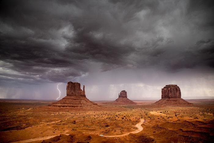 Красивый пейзаж Аризоны сделал автор Emma Rogers.
