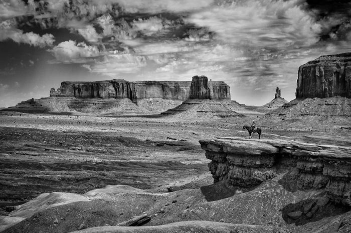 Горная долина в штате Юта. Фотограф - Carlo Mogavero.