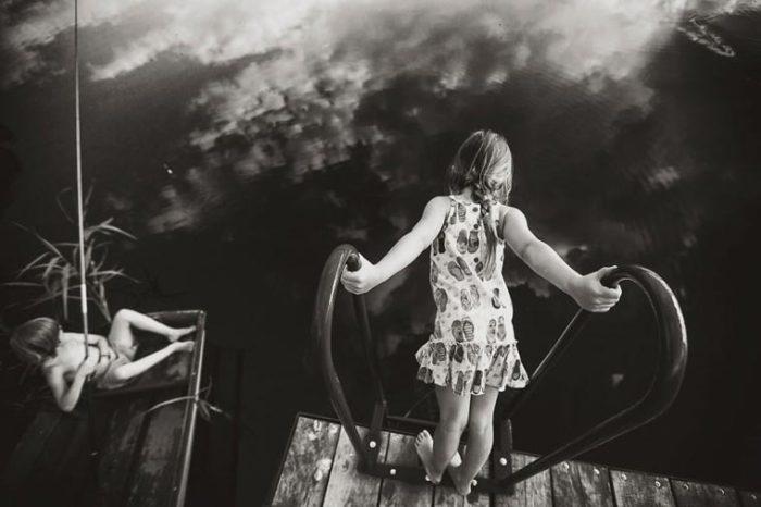 Беззаботные летние деньки детишек. Фотограф: Изабелла Урбаняк, Польша.