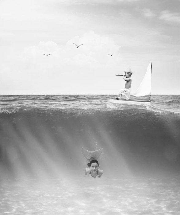 История любви. Фотограф: Рианон Логсдон, США.