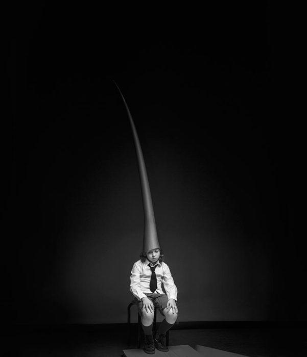 Трагическая роль. Фотограф: Ассаф Матарассо, Франция.