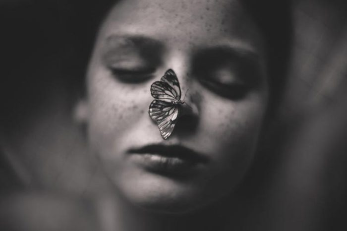 Не дышу - боюсь спугнуть. Фотограф: Келли Тьяк, Австралия.