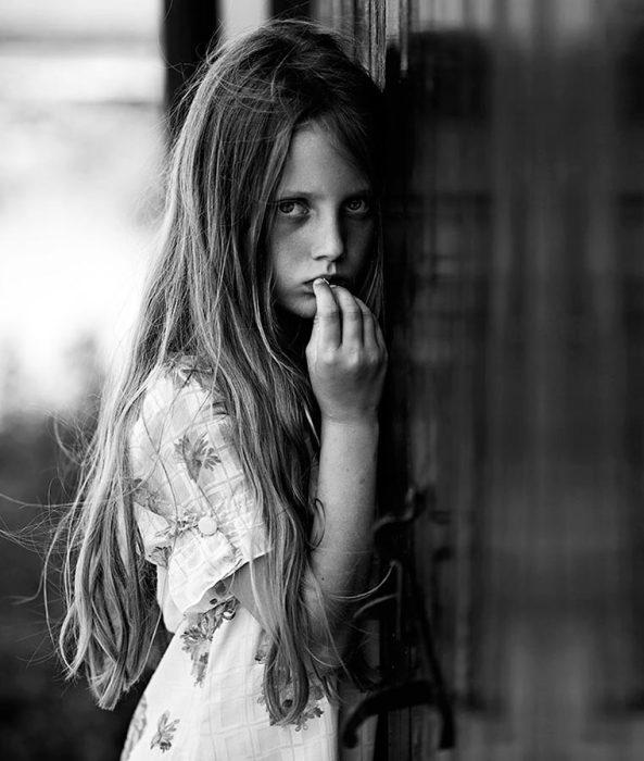 Воспитанница детского дома. Фотограф: Ева Цвикла, Нидерланды.