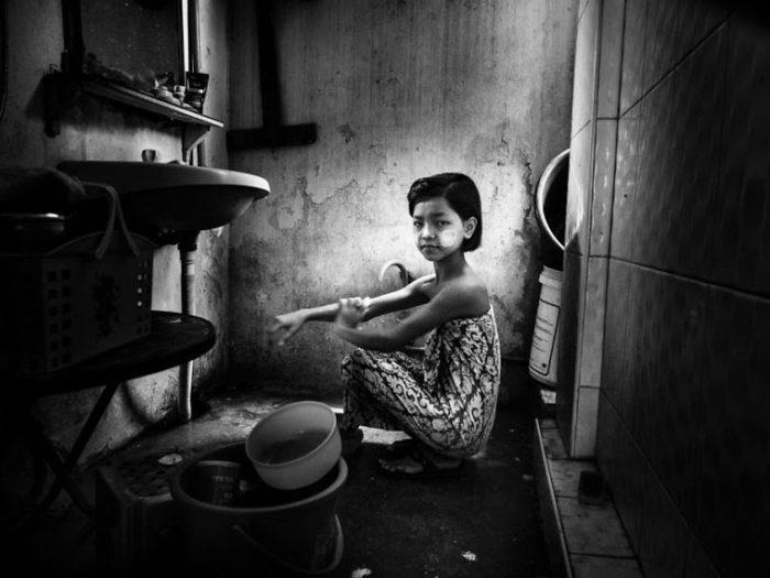 Заброшенное помещение. Фотограф: Линда де Нобилли, Италия.