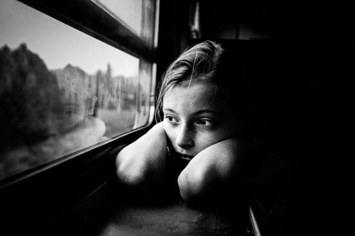 Все дальше и дальше от дома со своими мыслями. Фотограф: Алисия Бродович, Польша.