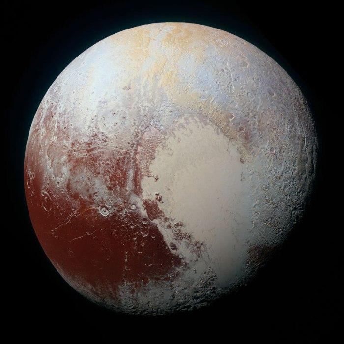 Первое место,снимок сделан NASA.