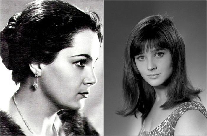 Самые красивые и талантливые женщины СССР.