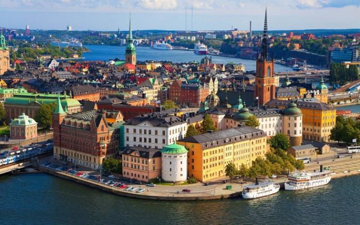 Шведы потребляют в среднем 388 мг кофеина в кофе на человека в день - это равно почти 5 Red Bulls.