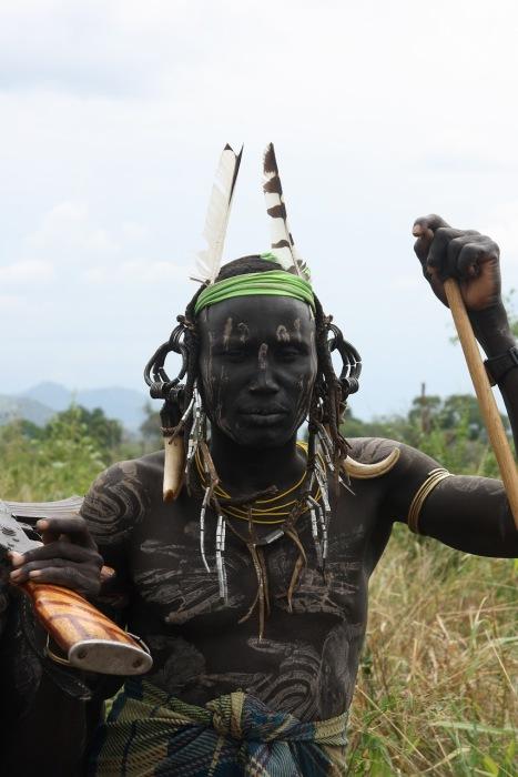 Животноводство – это одно из основных занятий племени.