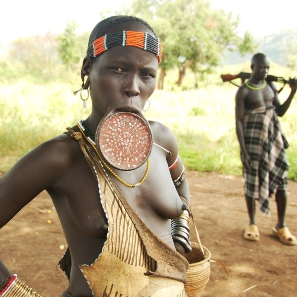 Жена стоит 8-10 коров — для Эфиопии это целое состояние.