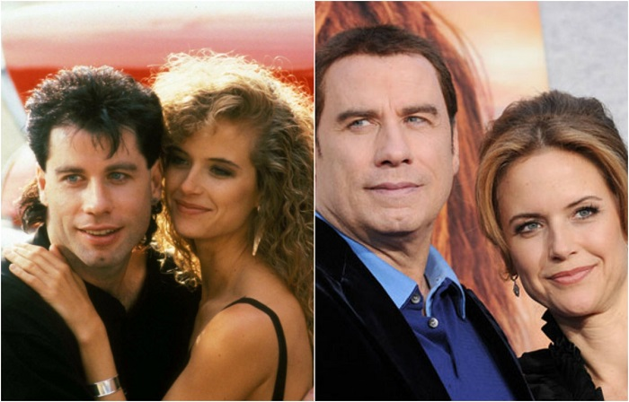 Искра любви пробежала между Джоном и Келли в 1989 году на съемках фильма «Эксперты», хотя под венец они пошли в 1991 году.