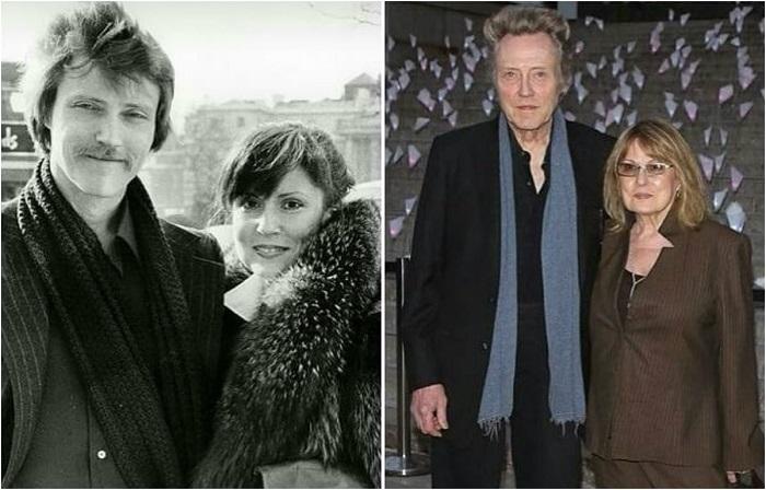 В 1969 году Кристофер заключил удачный брак с симпатичной девушкой и не ошибся.