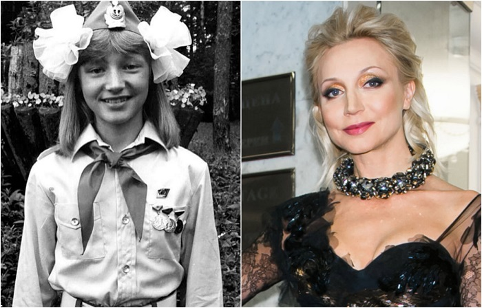 Дочка Аллы Пугачевой ходила в обычную школу с упором на изучение английского языка, а за успеваемостью Кристины строго следила бабушка.