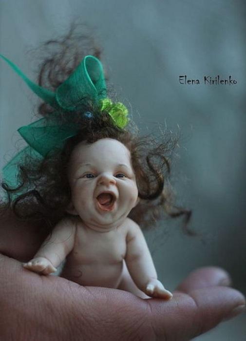 Ребёнок - это в жизни свежий ветерок.