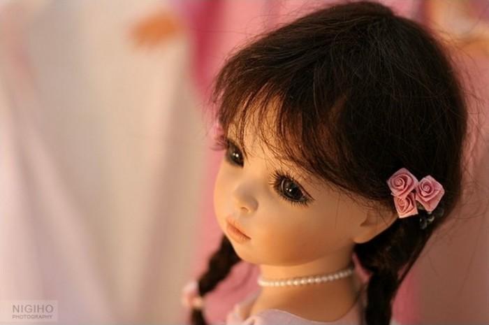 Такие куклы с легкостью могут менять позы, что делает их еще более «живыми».