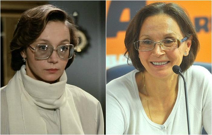 Артистка с потрясающим талантом и удивительным обаянием исполнила в популярной мелодраме роль Елены Филимоновой.