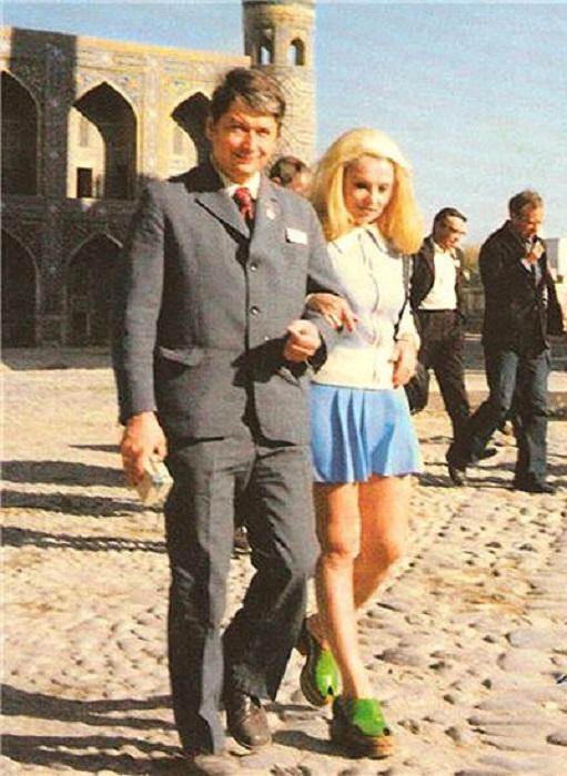Дольше всех Наталья прожила с космонавтом Борисом Егоровым.   Фото: oneoflady.com.