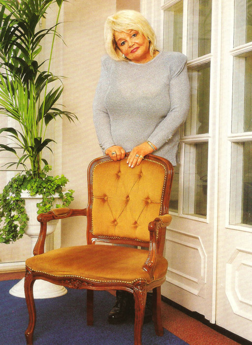 Роскошная женщина, талантливая актриса.   Фото: sibmincult.ru.