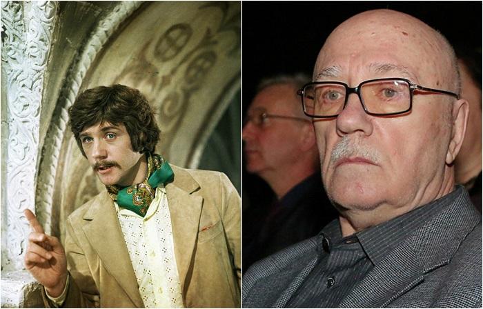 Советский и российский киноактёр дебютировал в кино будучи студентом актёрского отделения ВГИКа.