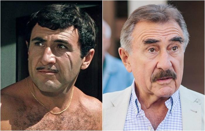 Советский, израильский и российский актёр, телевизионный ведущий получил популярность после главной роли в цикле советских детективных фильмов.