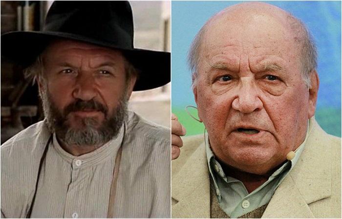 Главные роли доставались актеру не так часто, но своих эпизодических персонажей он играл так ярко, что иногда запоминался зрителям больше, чем ключевые герои.