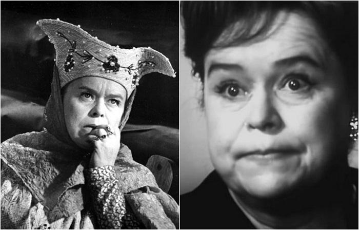 Советская и российская актриса театра и кино дебютировала в 1943 году и играла преимущественно эпизодические роли.