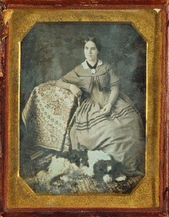США, 1845 год.