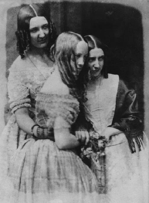Снимок 1845 года.