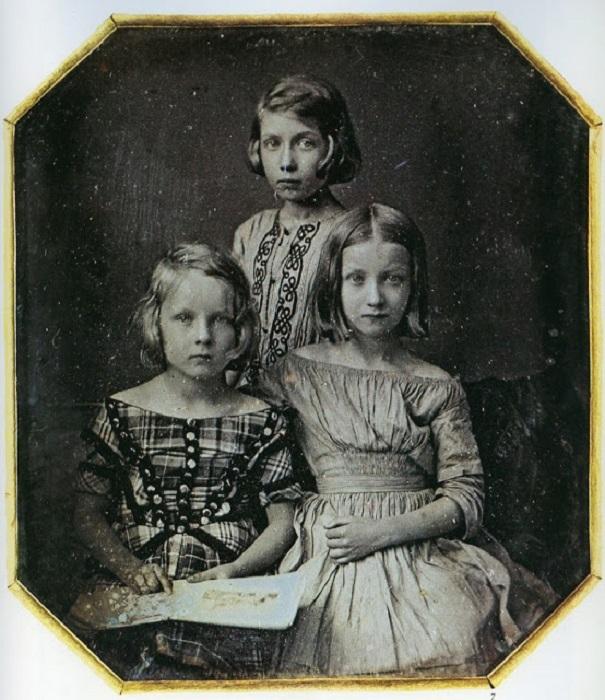 Снимок 1847 года.