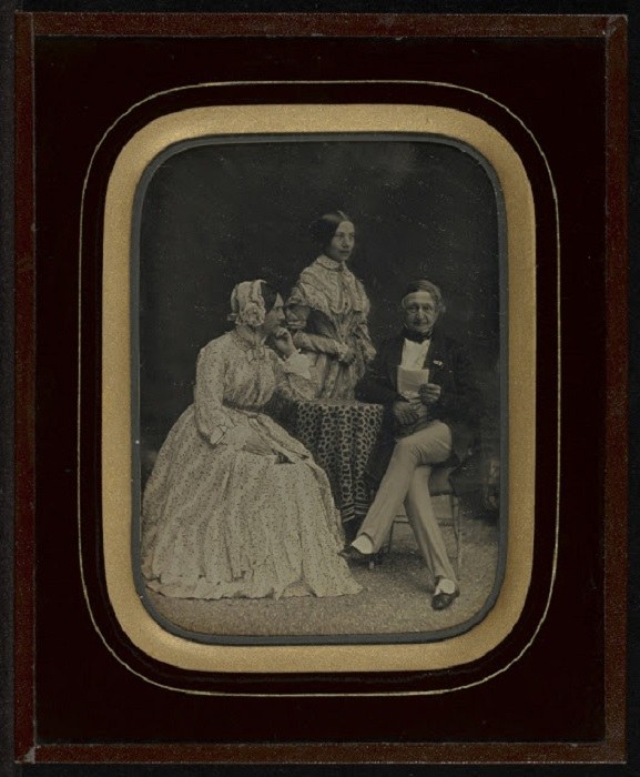 Пионер фотографии, 1849 год.
