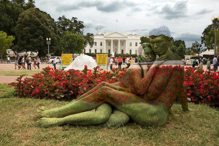 Талантливая художница Трина Мерри (Trina Merry) одна из лучших мастеров боди-арта в мире.