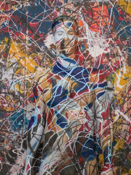 Трина Мерри очень любит свою работу и считает, что искусство боди-арта создает особую связь между художником и моделью.