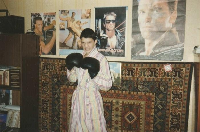 «Терминатор» Арнольд Шварценеггер – кумир детства.
