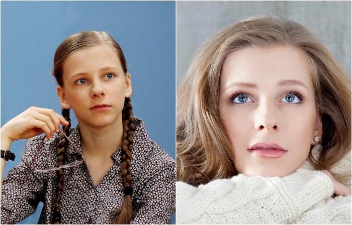 Елизавета дебютировала в кино в 4-летнем возрасте, звезда сериала «Папины дочки».