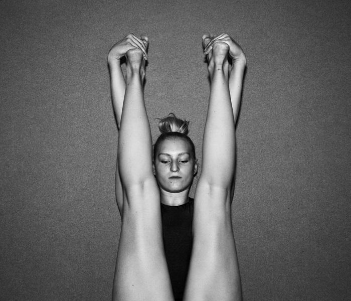 Гимнастка на тренировке в Копенгагене. Фотограф: Йенс Йуул (Jens Juul), Дания.