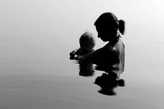 Мама- источник нашей жизни, наш ангел хранитель.